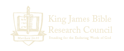 King James Bible Research Council Logo